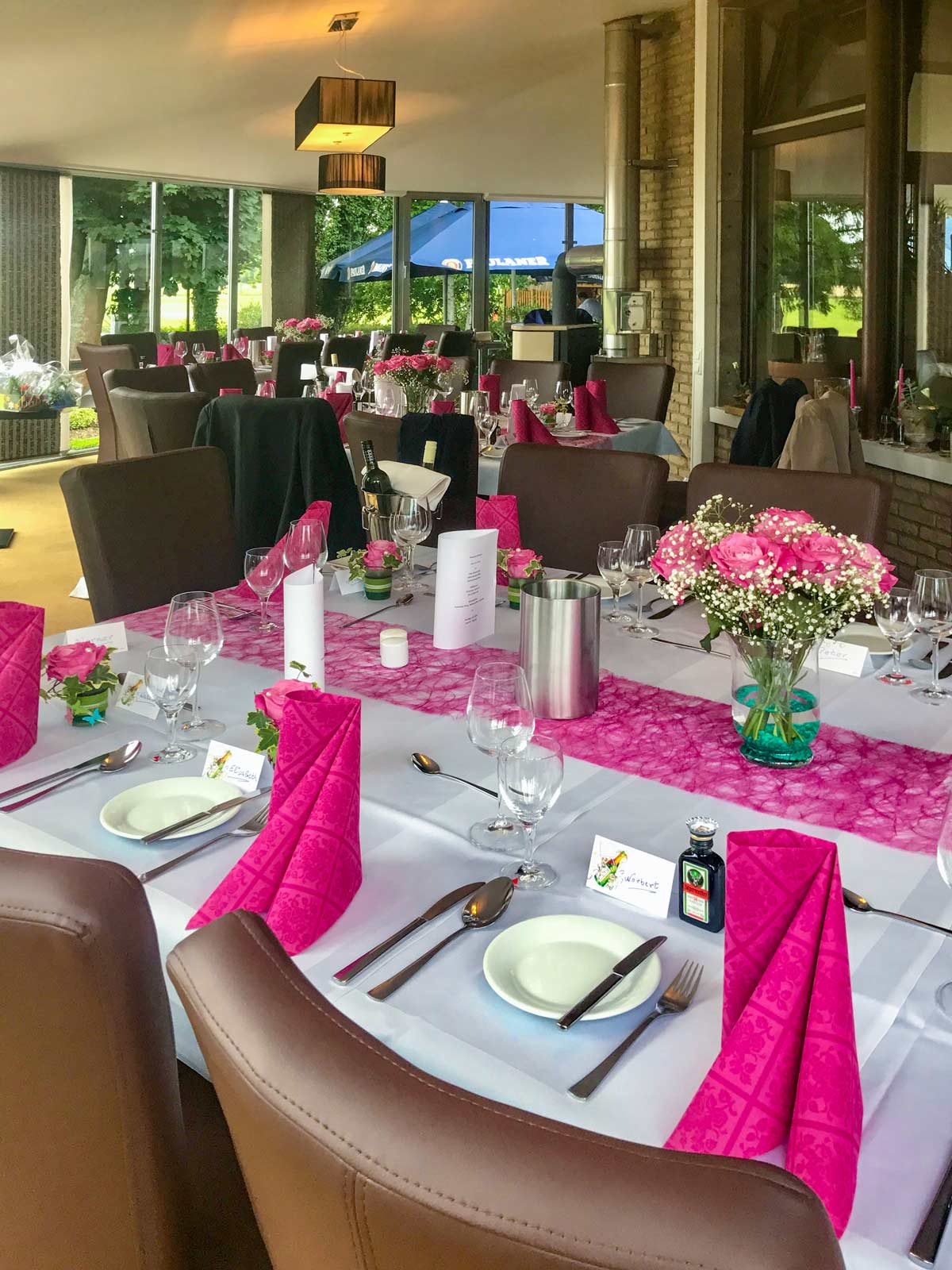 Veranstaltung Restaurant Würselen
